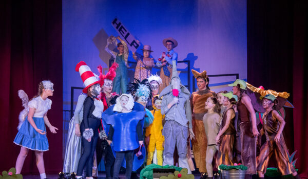 Seussical the Musical - 2018